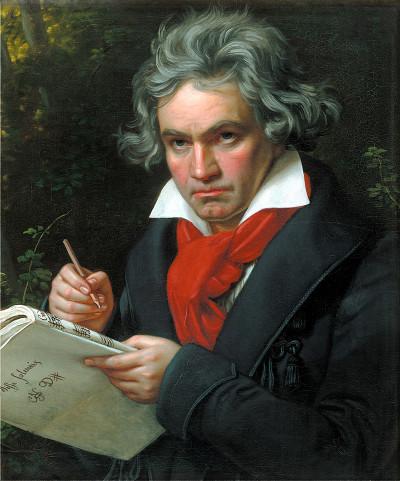 Thema in de kijker: Beethoven een genie