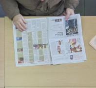 De doe-het-zelf-bib aan het Sint-Jansplein opent opnieuw haar krantenhoek