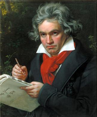 Beethoven, een genie